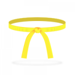 belt-yellow